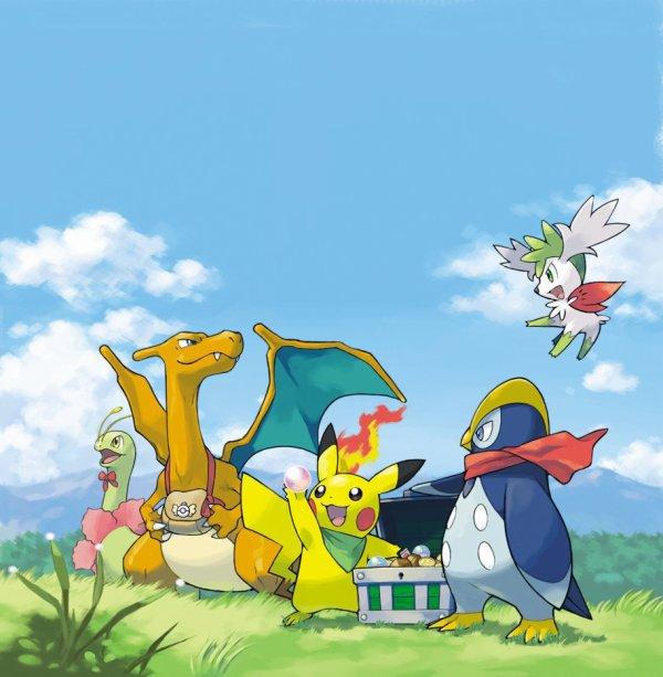 My Fiction Pokémon