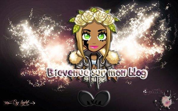 Bienvenue sur mon Blog ♥
