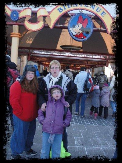 Disneyland 02/2012