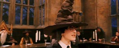 Harry Potter a l'école des sorciers : séléction par le choixpeau ! ^^