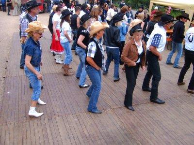 Photos De 2010  D' une apres midi de danse country en France avec des amis