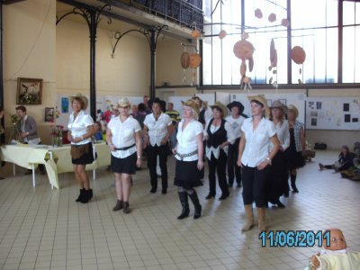 L'Atelier gaumais   les débutants 11 juin 2011