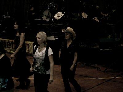 Après midi country téléthon à Florange 2011