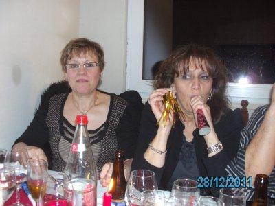 Soirée Nouvel An entre amis 2011-2012