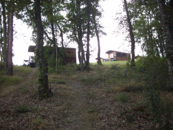 Nous avons séjourné au domaine d'Escapa