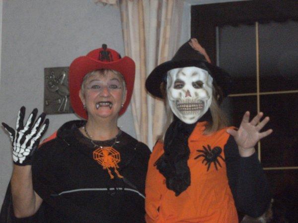 Cours D' Halloween 30 novembre 2012