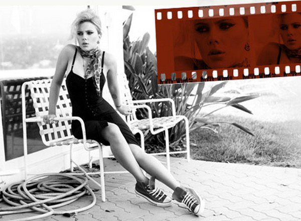 Scarlett 01.2010 - HARPER'S BAZAAR MAGAZINE