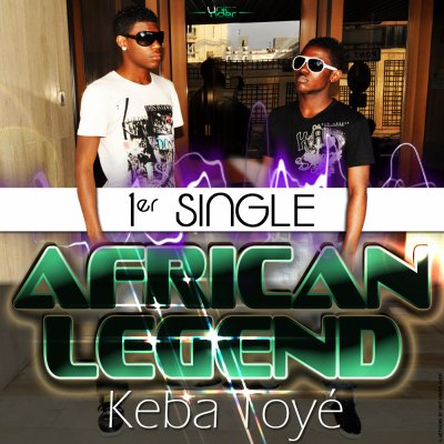 KEBA TOYE - AFRICAN LEGEND [UNIT UNDER MUSIC 2011] (2011)