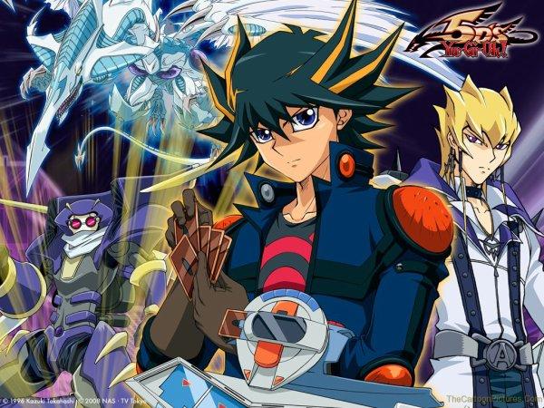 Yu-Gi-Oh ! 5D's