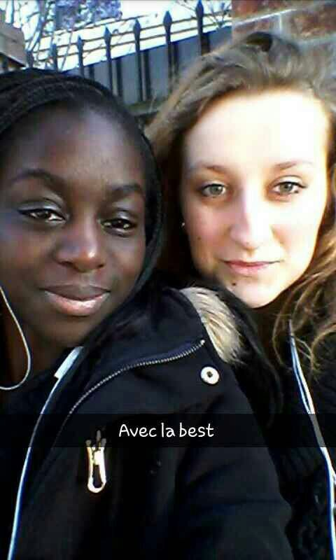 Mariama & Tracy bientot 8 ans d'amitiées.. !