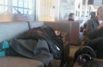 Justin qui dort (trop mimi)