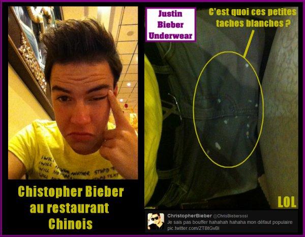 Christopher Bieber ( Sosie Belge de Justin) SEXY !!! 4