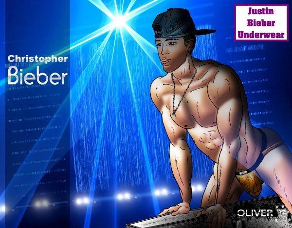 Un Anniversaire super SEXY pour Christopher Bieber !!!