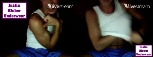 Les photos SEXY de la Twitcam de Christopher Bieber (22/07/2013)