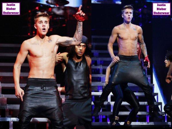 Les concerts de Justin : 100% HOT