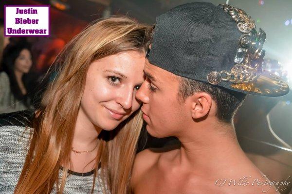 Christopher Bieber chaud bouillant en boite de nuit !