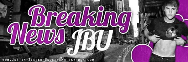 CHOC : Justin Bieber embrasse les seins d'une Stripteaseuse !