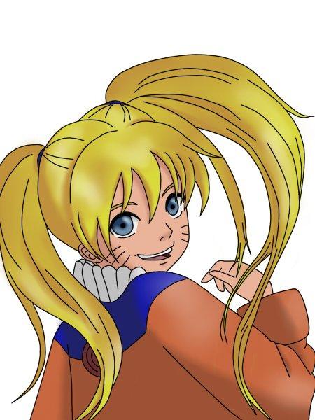 Ma petite soeur - Naruko