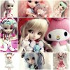 Des pullips so kawaii !