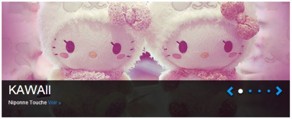 Tendances-So-Kawaii est BlogStar ! ♥