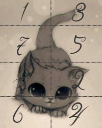 Mini Jeu : Puzzle Kawaii niv.3