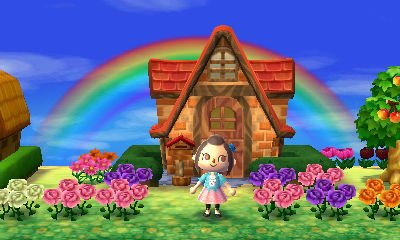 Hors Sujet - Animal Crossing New Leaf