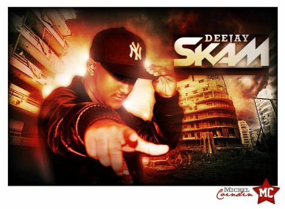by dj skam.fr / DJ SKAM REMIX feat KAF MALBAR (2011)