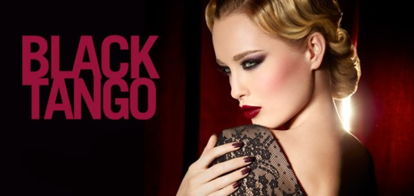 MAKE UP FOREVER : Black Tango maquillage