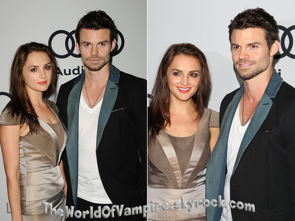 "Daniel Gillies à la ""Audi And Derek Lam Kick Off Emmy Week 2012"" - 16/09"