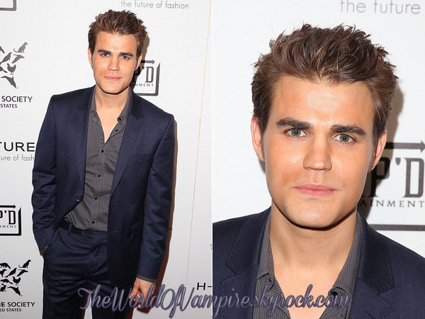 "Paul Wesley et Torrey DeVitto à ""The Humane Society of the United States - 22/09"