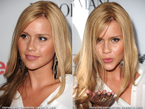 "Claire Holt au ""Teen Vogue's 10th Anniversary Annual"" - 27/09"