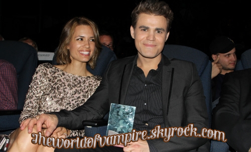 Paul et Torrey au 13ème Festival annuel du film polonais - 09/10