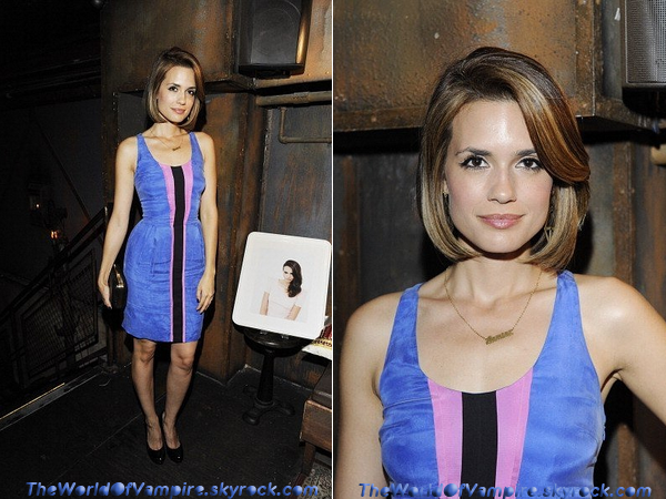 "Torrey DeVitto au ""Harlyn Launch Party"" - 17/10"