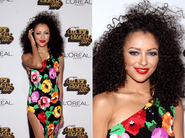 """Kat graham aux """"Soul Train Awards 2012"""" - 8/11"""