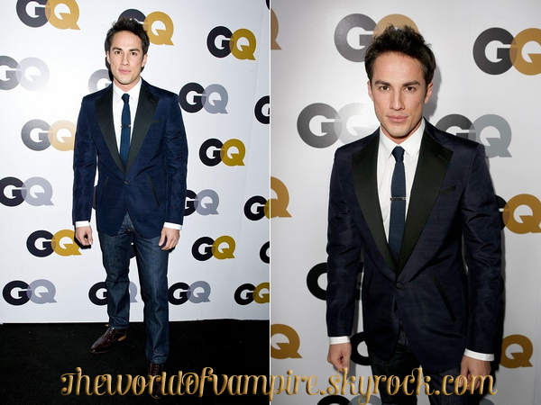 "Michael Trevino à la ""GQ Men Of The Year Party"" - 13/11"