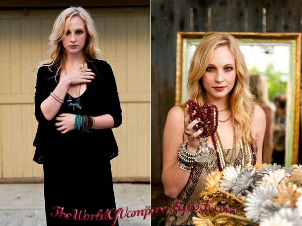"Photoshoot de Candice Accola pour ""Show Me Your Mumu"" - 16/11"