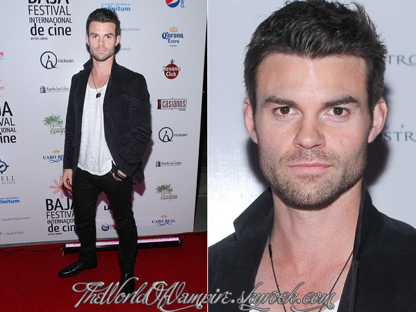 "Claire Holt et Daniel Gillies au ""Baja International Film Festival"" - 18/11"