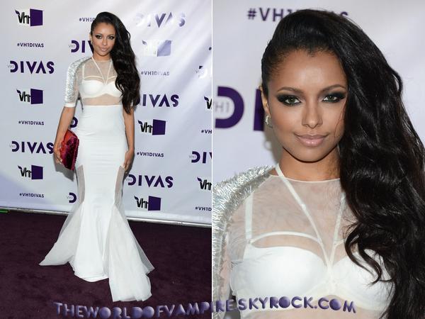 """Kat Graham au """"VH1 Divas 2012"""" - 16/12"""