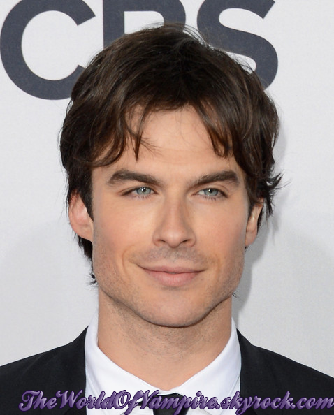 "Ian Somerhalder aux ""People's Choice Awards 2013"" - 09/01"