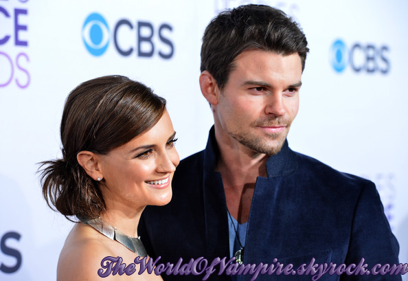 "Daniel Gillies aux ""People's Choice Awards 2013"" - 09/01"
