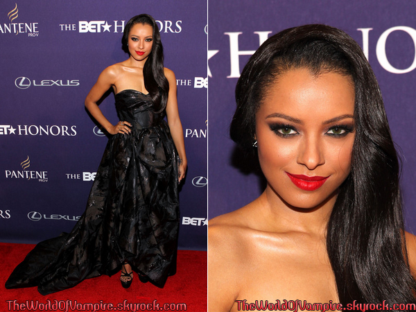 "Kat Graham aux ""BET Honors 2013"" - 12/01"