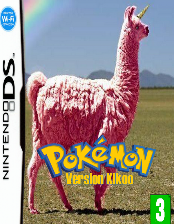 Le nouveau jeux Pokémon : Bienvenue dans Pokémon version kikoo & Pokémon version LOL (feat Ostene)