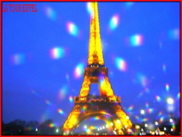 Paris est la capitale des divines tentation