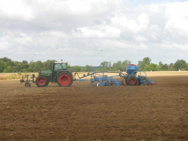 labour et semis