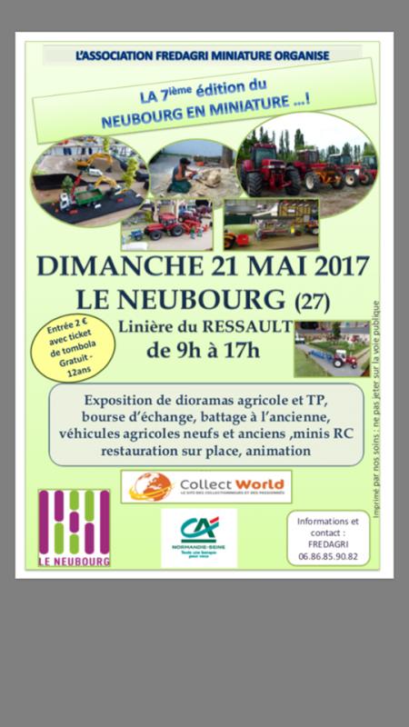 Exposition du neubourg 2017