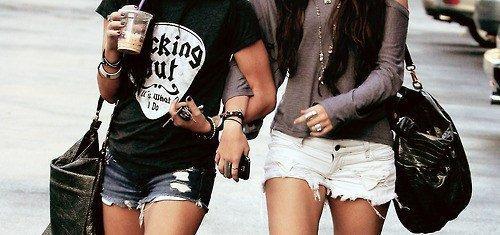 C'est ça l'amitié