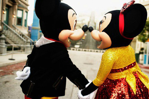 Mickey & Minnie,...