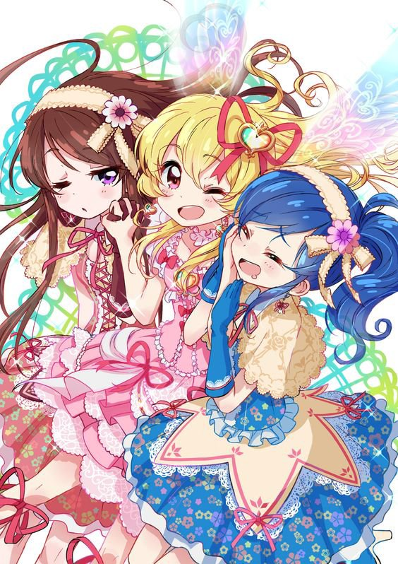 Perfect Queen! Les 9 étoiles des Aikatsu p 8
