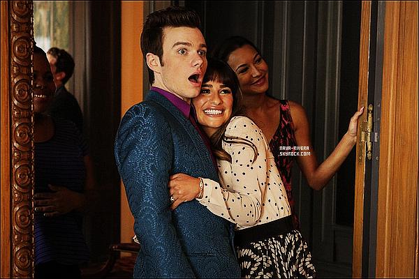 *  Nouvelle photos promotionnelle de  l'épisode  01  de la saison 5  de Glee. *