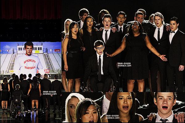 *  Nouvelle vidéo promotionnelle de  l'épisode  03  de la saison 5  de Glee. *